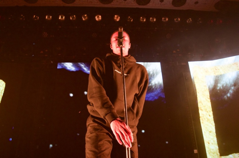 Pictures] Vince Staples brings his Life Aquatic tour to